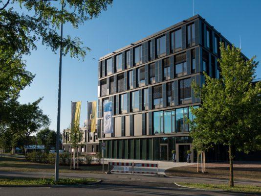 ZSW-Institutsgebäude in Stuttgart-Vaihingen