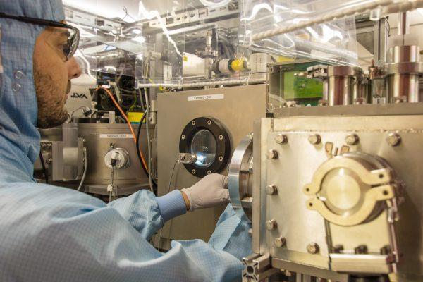 Forscher, Solar, Zellen