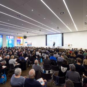 Branchentreffen in Stuttgart