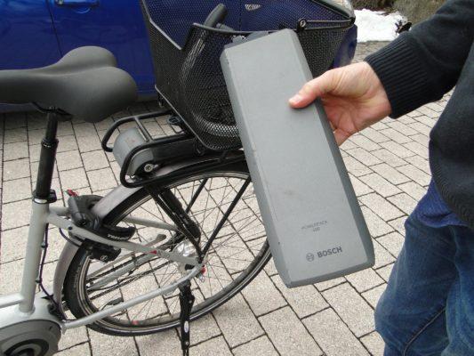 E-Bike, EWL Landau