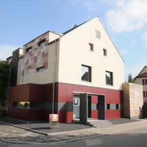 Die Vorzeigesanierung in Mannheim.