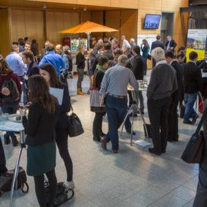 Der neue klimaneutrale Freiburger Stadtteil Dietenbach ist eines der vielen Projekte, die auf dem Kongress Energieautonome Kommunen vom 7.-8. Februar 2019 in Freiburg vorgestellt werden. Foto: K9 Architekten/Latz + Partner/die-grille