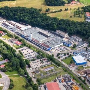 Das Werk der VARTA Microbattery GmbH