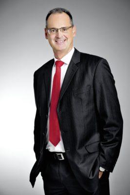 Dr. Berndt Hartmann, Geschäftsführer enwag