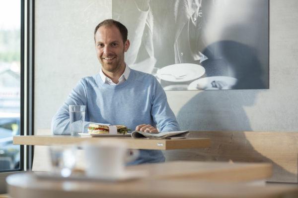 Retail Manager, Johannes Danner, Präg
