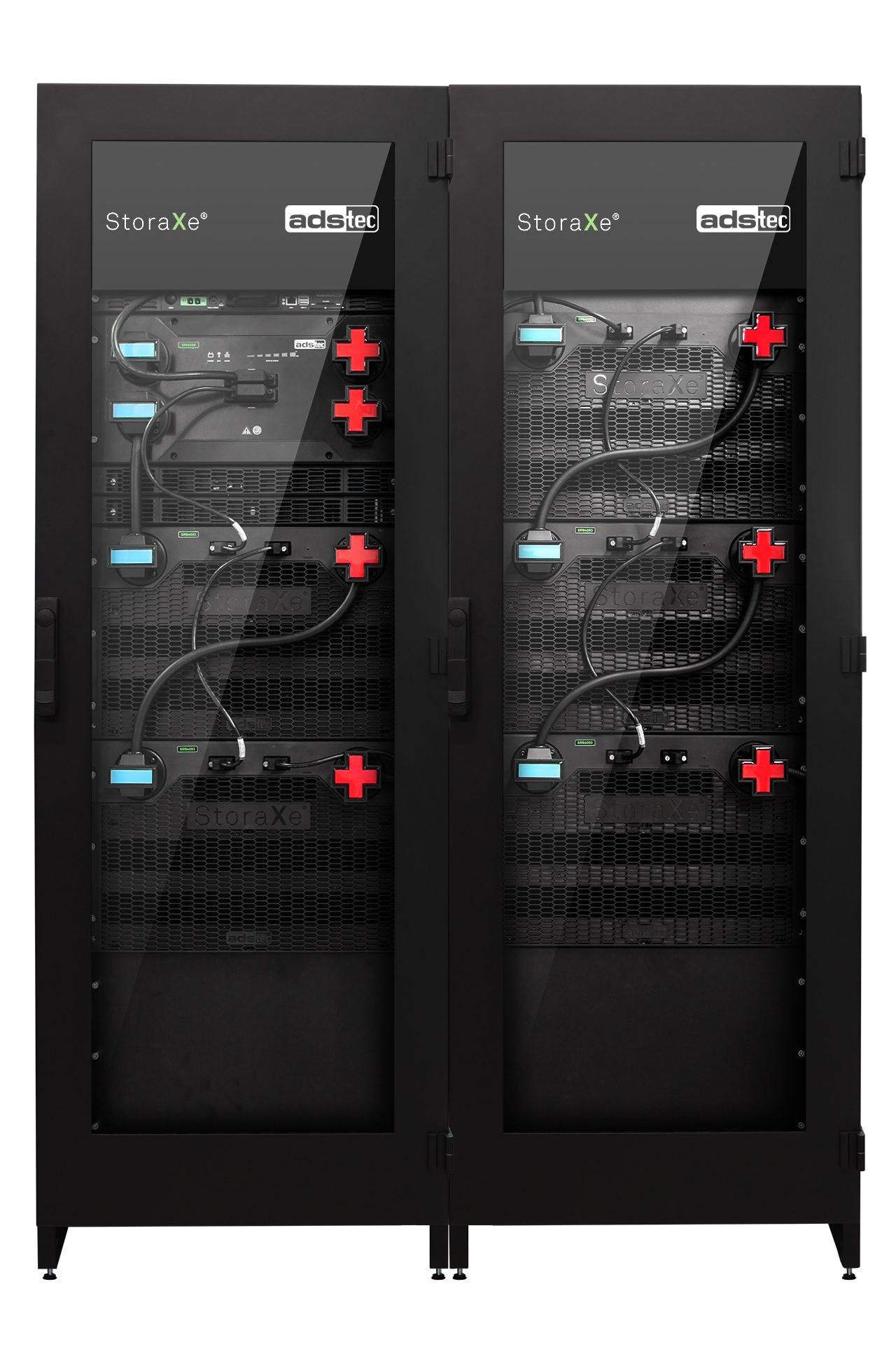 Speicher-Rack-Systeme SRS2019/28 und SRS2047