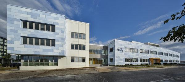 Gebäude, ZSW, Ulm