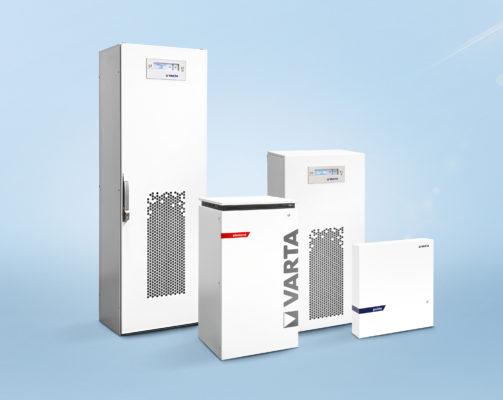 Heimspeicher, Energiespeicher, Produktfamilie, VARTA