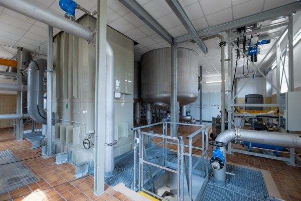 Grundwasser Schutz, Aktivkohle gegen PFC